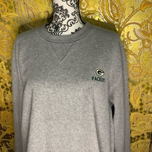 Vintage Fleece Green Bay Crewneck